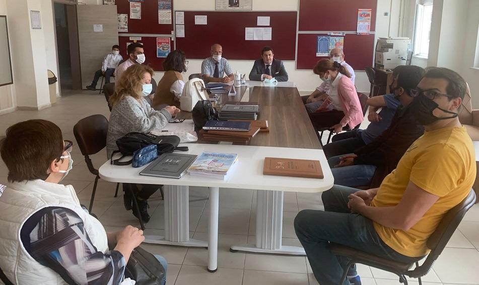 'TELAFİDE BENDE VARIM' PROGRAMI DEĞERLENDİRİLDİ